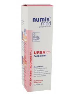 Numis med Urea Fu�balsam mit 10% Urea  (100 ml) - 4003583130412