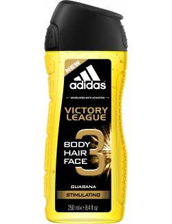Adidas Victory League 2in1 Hair & Body Shower Gel  (250 ml) - 3412241220227