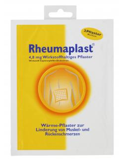 Rheumaplast  W�rme-Pflaster  (2 St.) - 4005800161391