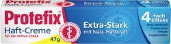 Protefix Haft-Creme mit Nass-Haftkraft extra-stark  (47 g) - 4009932002133
