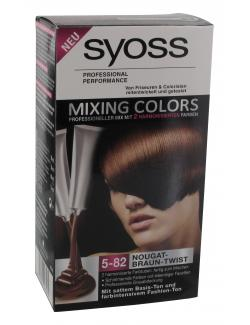 Syoss Mixing Colors 5-82 nougat-braun-Twist  (135 ml) - 4015000943079