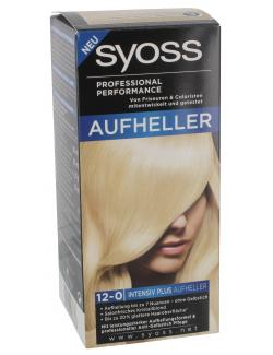 Syoss Professional Performance 12-0 Intensiv Plus Aufheller  (115 ml) - 4015000938686