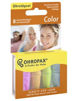 Ohropax Color  (8 St.) - 4003626090819
