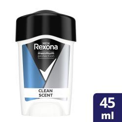Rexona Men Maximum Protection Anti-Transpirant Deo Creme  (45 ml) - 8718114202402