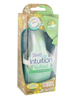 Wilkinson Sword Intuition Naturals Sensitive Care Rasierer  (1 St.) - 4027800516001
