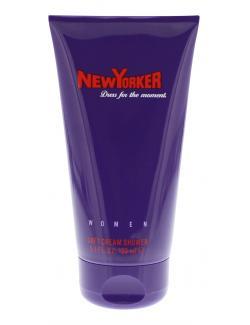 New Yorker Women Soft Cream Shower  (150 ml) - 4011700912049