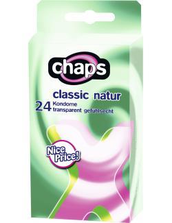 Chaps Kondome Classic Natur  (24 St.) - 4044571240218