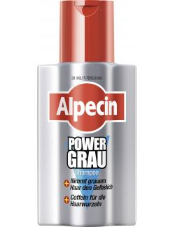 Alpecin Power Grau Shampoo  (200 ml) - 4008666210654