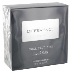 S.Oliver Difference  After Shave Lotion  (50 ml) - 4011700853021