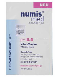 Numis med Vital-Maske  (2 x 8 ml) - 4003583161201
