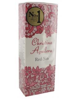 Christina Aguilera Red Sin Eau de Parfum  (30 ml) - 737052554303