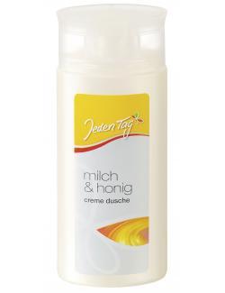 Jeden Tag Creme Dusche Milch & Honig  (50 ml) - 4306188064169