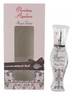 Christina Aguilera Royal Desire Eau de Parfum  (15 ml) - 737052354071