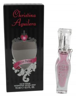 Christina Aguilera Secret Potion Eau de Parfum  (15 ml) - 737052455983