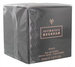 David Beckham Intimately Beckham Eau de Toilette  (30 ml) - 5012874248544