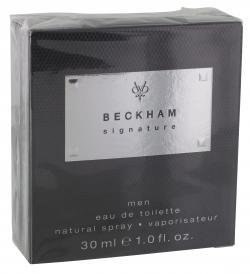 David Beckham Signature Eau de Toilette  (30 ml) - 5012874318568
