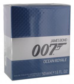 James Bond 007 Ocean Royale Eau de Toilette  (50 ml) - 737052676838