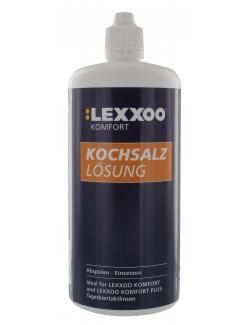 Lexxoo Komfort Kochsalzl�sung  (360 ml) - 4033413633608