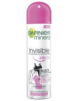 Garnier Mineral Invisible Deodorant Spray  (150 ml) - 3600541253544