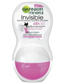 Garnier Mineral Invisible Deo Roll-On  (50 ml) - 3600541253865