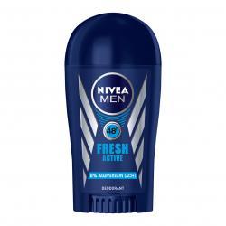 Nivea Men Fresh Active Deo Roll-on  (40 ml) - 42240259