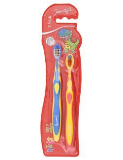 Jeden Tag Zahnbürste Kinder  (2 St.) - 4306180025212