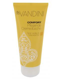 Aldo Vandini Comfort Tahiti Vanilla & Macadamia Cremedusche  (200 ml) - 4003583176052