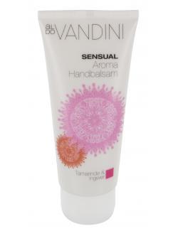 Aldo Vandini Sensual Tamarinde & Ingwer Aroma Handbalsam  (100 ml) - 4003583175727