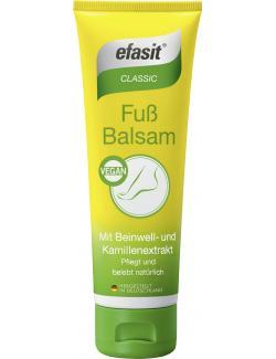 Efasit Classic Fu� Balsam  (75 ml) - 4006647060106