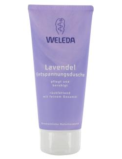 Weleda Lavendel Entspannungsdusche  (200 ml) - 4001638088435