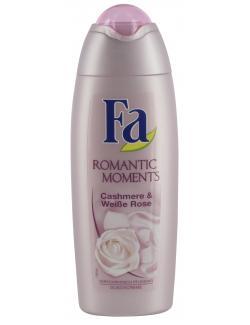 Fa Romantic Moments Duschcreme Cashmere & wei�e Rose  (250 ml) - 4015000977272