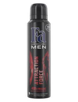 Fa Men Attraction Force Deo & Bodyspray  (150 ml) - 4015000995047