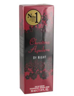 Christina Aguilera By Night Eau de Parfum  (50 ml) - 737052260082