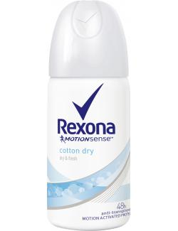 Rexona Cotton Dry Deo Spray  (35 ml) - 96009239