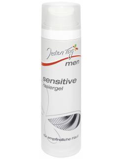 Jeden Tag Men Rasiergel sensitive  (200 ml) - 4306180008789