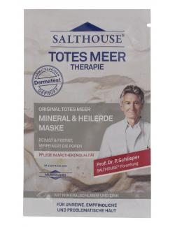 Salthouse Totes Meer Therapie Mineral & Heilerde Maske  (10 ml) - 4008890007808