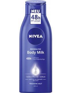 Nivea Body Milk mit Mandel�l  (400 ml) - 4005808701650