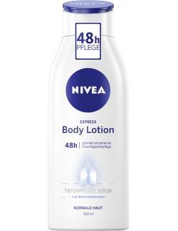 Nivea Express Feuchtigkeits-Body Lotion  (400 ml) - 4005808701896