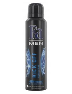 Fa Men Kick Off Refreshing Deo & Bodyspray  (150 ml) - 4015000997713