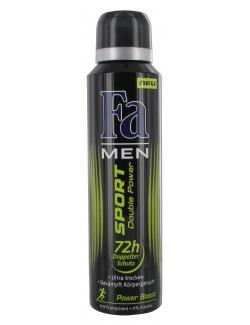 Fa Men Sport Double Power Anti-Transpirant Power Boost  (150 ml) - 4015000997850