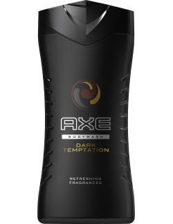 Axe Dark Temptation Shower Gel  (250 ml) - 8712561017787