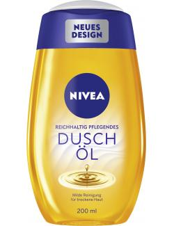 Nivea Natural Oil Dusch�l  (200 ml) - 4005808129041