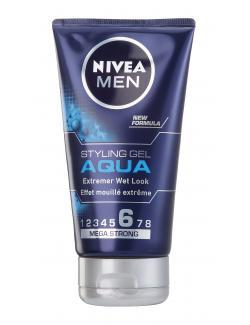 Nivea Men Styling Gel Aqua for Men  (150 ml) - 4005808682966