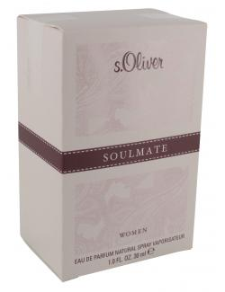 S.Oliver Soulmate Eau de Parfum  (30 ml) - 4011700863051