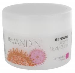Aldo Vandini Sensual Tamarinde & Ingwer Aroma Body Butter  (200 ml) - 4003583175697