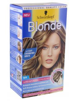 Schwarzkopf Blonde M4 Super natürliche Strähnchen  (0,12 M) - 4015000995016