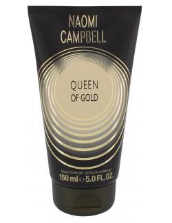 Naomi Campbell Queen of Gold Beauty Shower Gel  (150 ml) - 737052697734