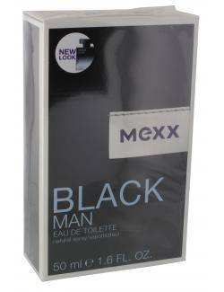 Mexx Black Eau de Toilette  (50 ml) - 737052681948