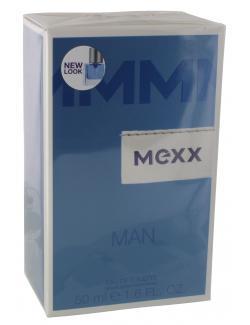 Mexx Man Eau de Toilette  (50 ml) - 737052681825