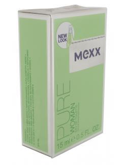 Mexx Pure Eau de Toilette  (15 ml) - 737052682525